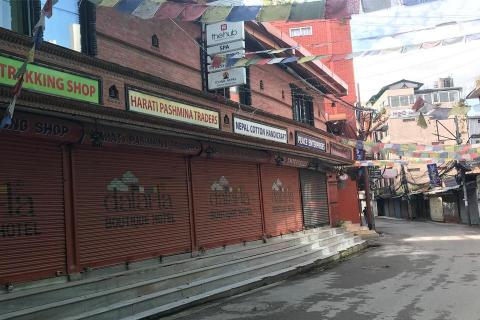 The Heart-breaking silence of buzzing Thamel