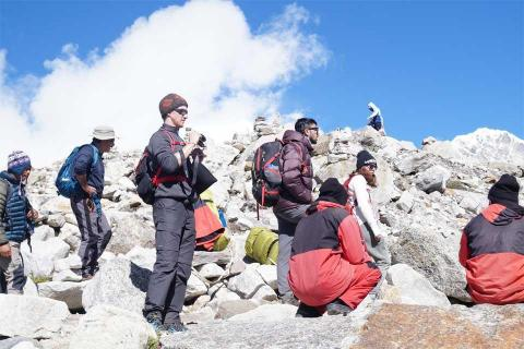 Nepal tourism and COVID-19: Post Lockdown Effects