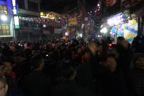 New Year   Nava Barsa   Bisket Jatra