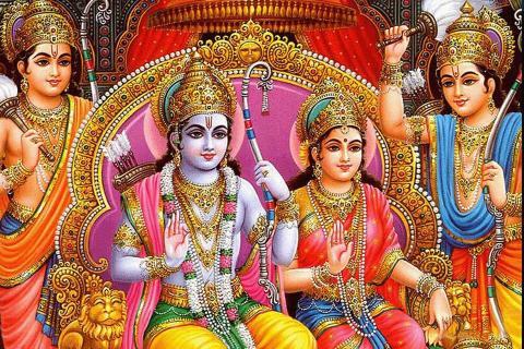 Ram Navami and Chaite Dashain