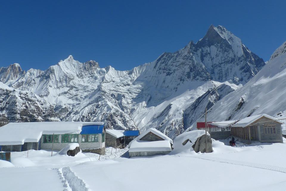 Annapurna Base CampTrekking Via Ghorepani