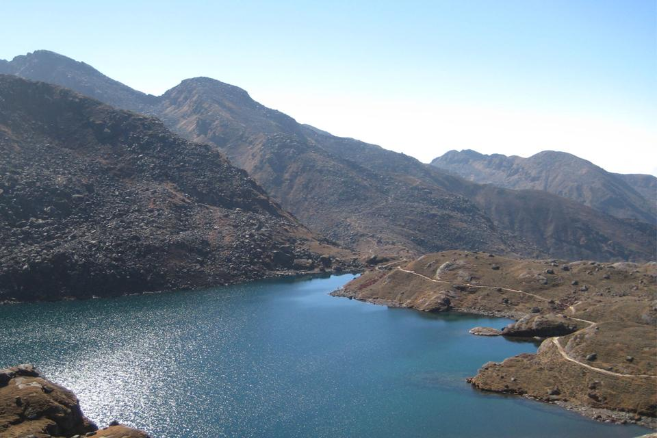 Gosainkunda Lake Trek