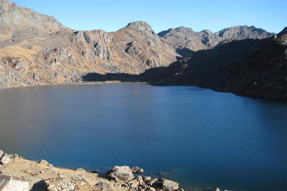 Gosainkunda Frozen Lakes Trekking