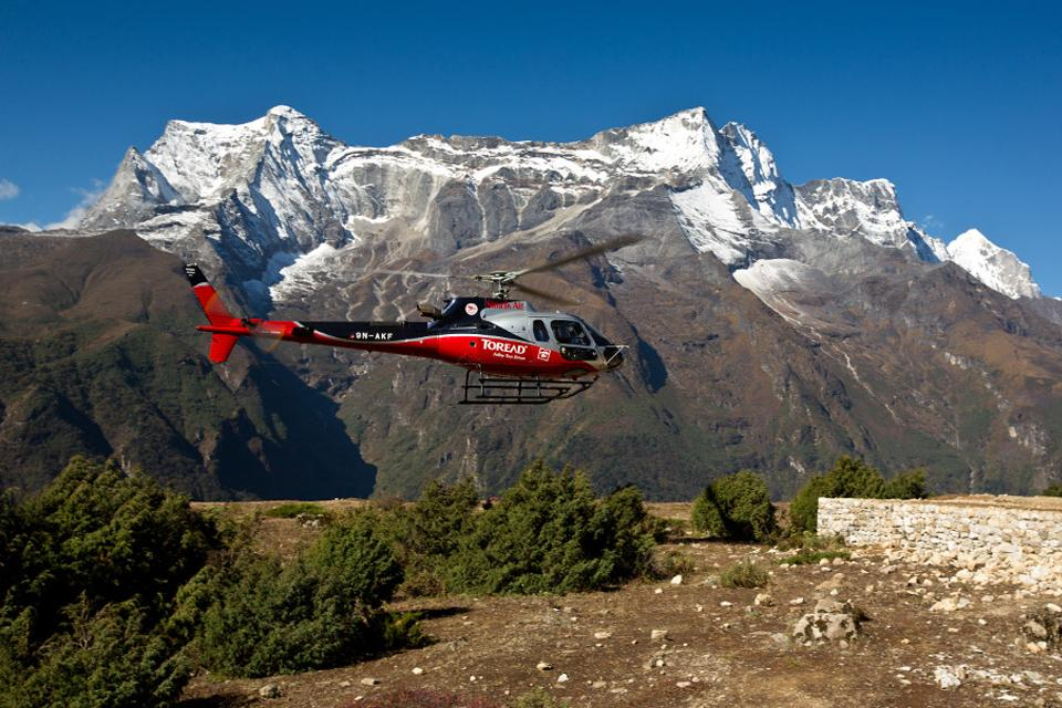 Everest Helicopter Tour - Day Tour