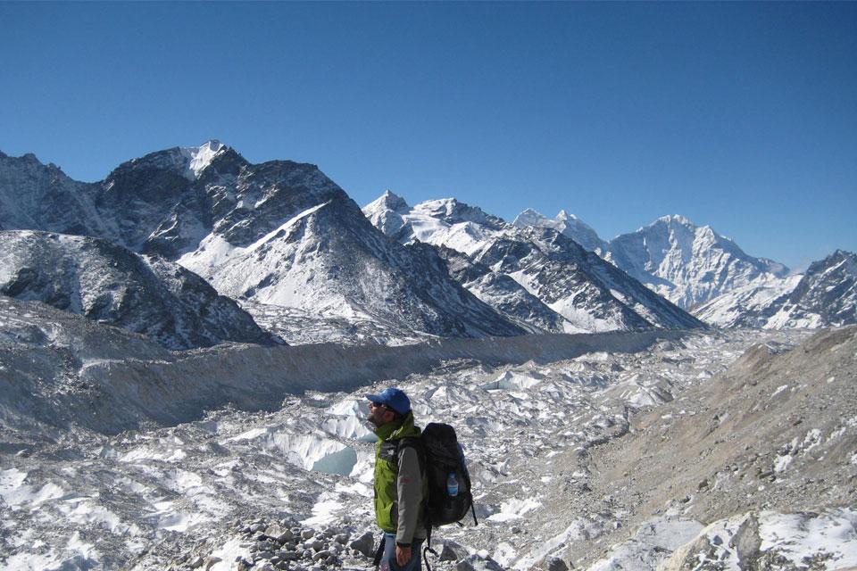 Everest Base Camp Trek Via Gokyo Lake