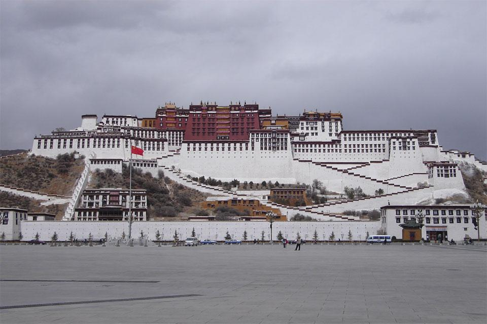 Short Tibet Lhasa Tour