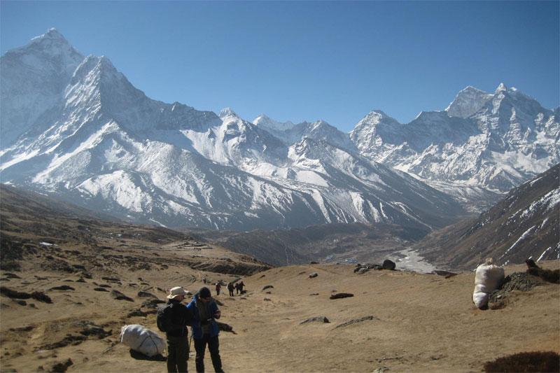 Everest Base Camp Treak